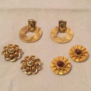 💃Elegant Mystery Bundle of Fun Clip Earrings 💃